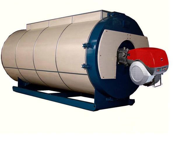 燃气工业锅炉