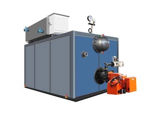 WNS低氮冷凝燃气热水锅炉