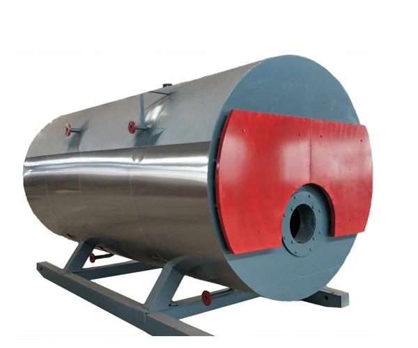 WNS型卧式全自动燃油蒸汽锅炉