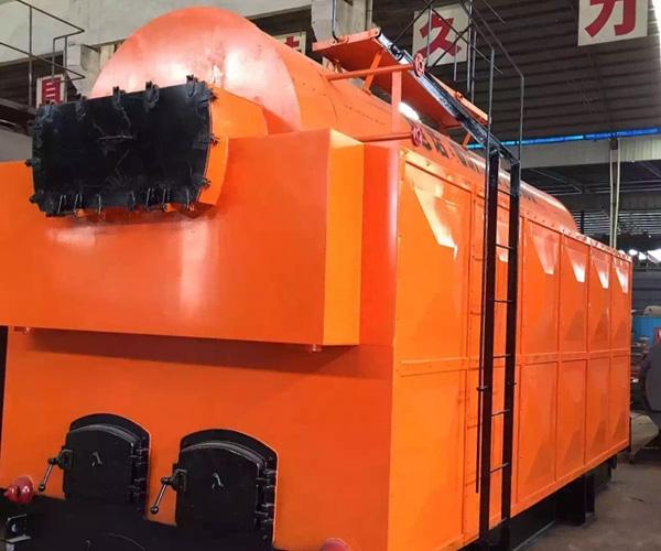 6吨生物质锅炉