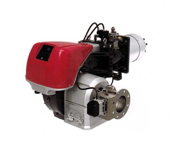 调制燃气预混低氮燃烧机
