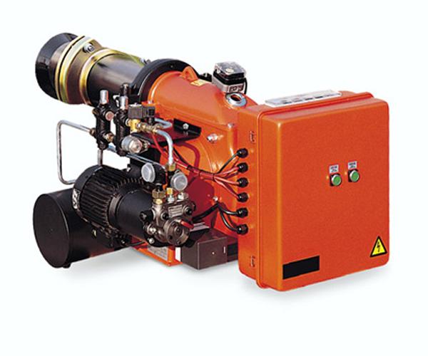 重质双段式燃油燃烧器