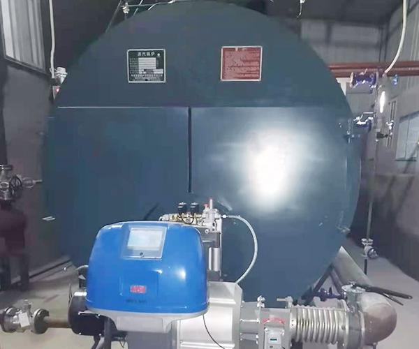河南2吨燃气蒸汽锅炉
