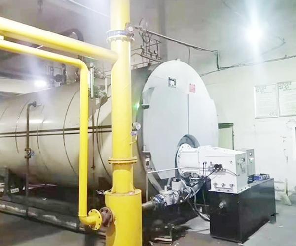 河南冷凝式燃气蒸汽锅炉